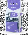 Шпатлёвка суперфинишная полимерная SPS-780 3кг
