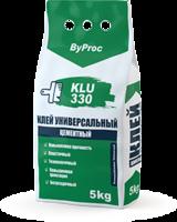 Клей цементный универсальный KLU-330 5кг